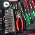ジムニーに常に乗せっぱなしの車載工具