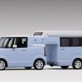 ホンダのN-TRUCK&N-CAMPというキャンピングカー