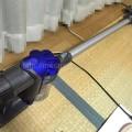 ダイソンの新製品の掃除機V8って…アメ車のエンジンぽい(笑)