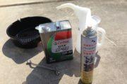 【解説】JB23ジムニーのエンジンオイル交換方法と必要工具